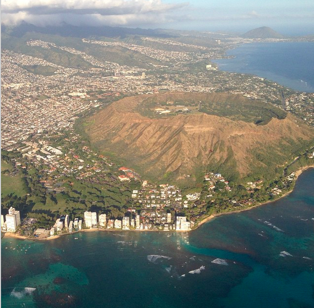 Hawaii Aerial Photography