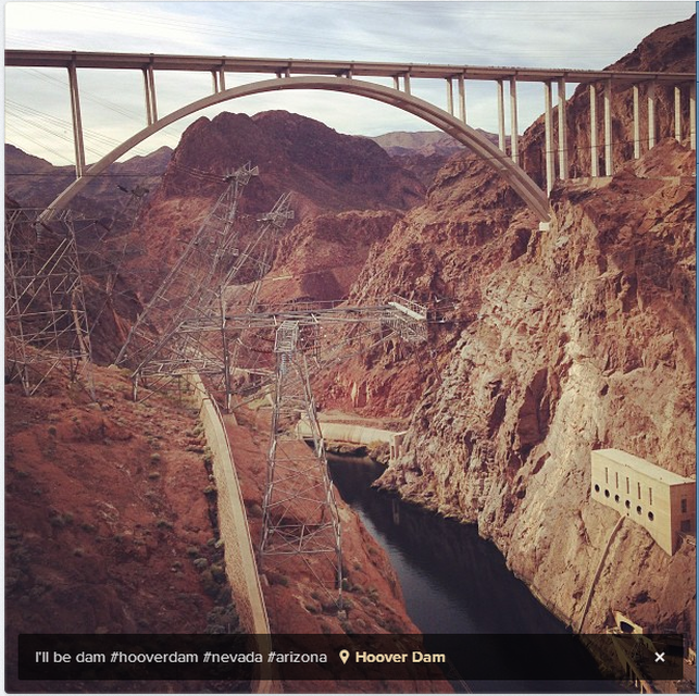 Hoover Dam Arizona Photography | Squiggles Designs
