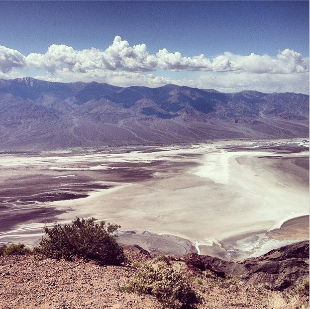 Dante's View Death Valley National Park