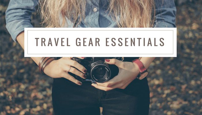 Travel and Photography Gear