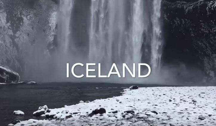 Iceland Winter Stopover
