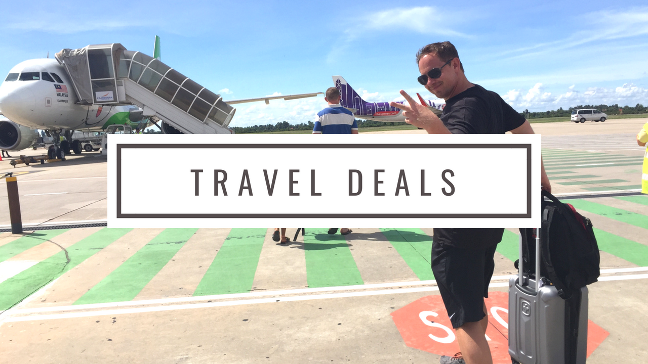 Run The Atlas Travel Deals